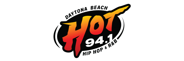 HOT 94.1 Daytona's R&B and Hip Hop WHOG-HD2 Radio Station logo