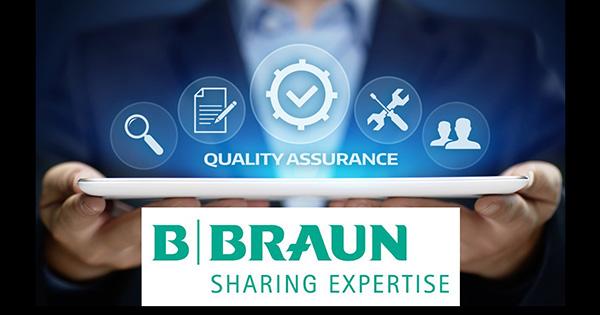 B | Braun QA Specialist