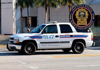 Daytona Beach Police Department Prisoner Transport Officer