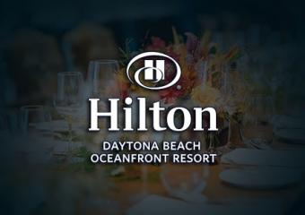 Hilton Daytona Beach Oceanfront Resort Banquet Set Up job listing