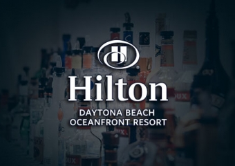 Hilton Daytona Beach Oceanfront Resort Barback job listing