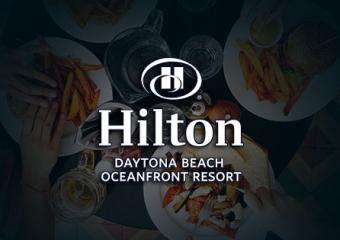 Hilton Daytona Beach Oceanfront Resort Restaurant Supervisor job listing