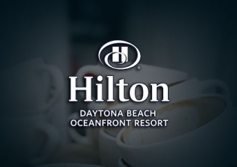 Hilton Daytona Beach Oceanfront Resort Steward Supervisor job listing