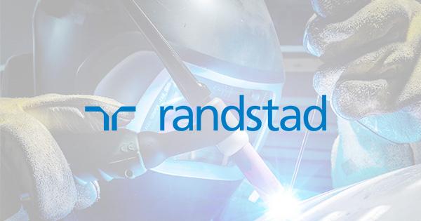 Randstad hiring welders