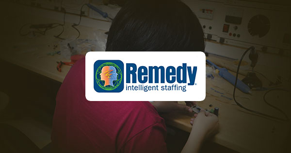 Remedy Staffing Production Technician