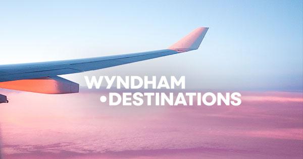 Wyndham Destinations job listing for marketing agent in sales