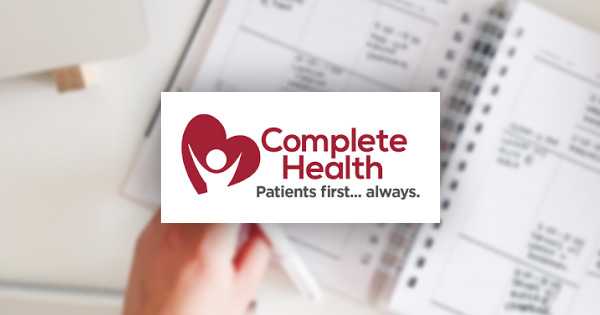 Complete Health - referral coordinator job opening