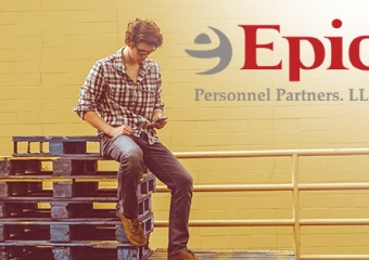 Epic Personnel Partners loader