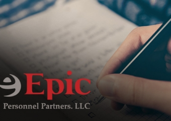 Epic Personnel Partners order selector