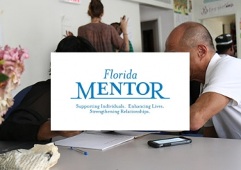 Florida Mentor Job opening direct support professional