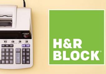 H&R Block Tax Professional job listing