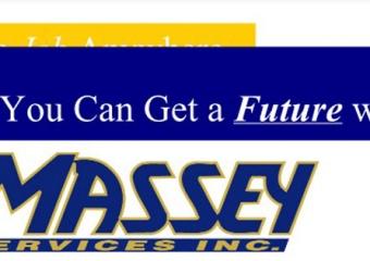 Massey Services job listing