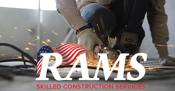 RAMS Skilled Construction Services is looking for skilled tradesmen