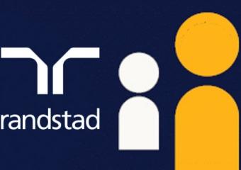 Randstad open job listing