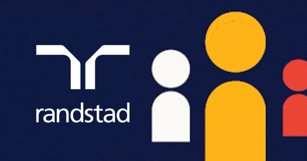 Randstad open job listing